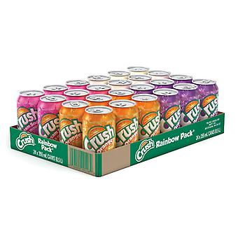 Crush Variety-( 355 Ml X 24 Cans )