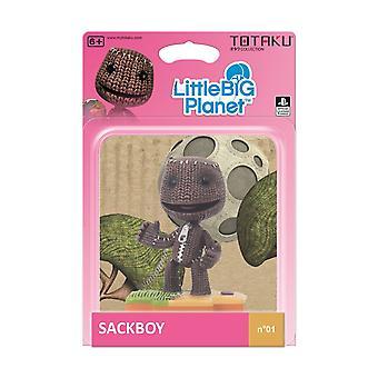 Totaku Little Big Planet Sack Boy Bardzo szczegółowe 10cm Rysunek Playstation No 1