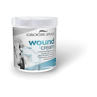 Groom Away Liquid Wound Cream