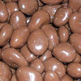 4 zakje 200g zak chocolade rozijnen