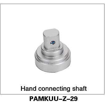 Hand connecting shaft
