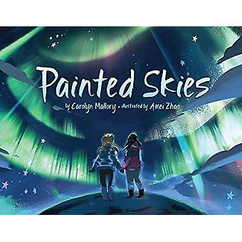 Painted Skies by Carolyn Mallory - 9781772272192 Book