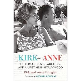 Kirk and Anne by Kirk Douglas