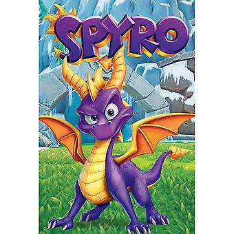 Spyro Reignited Trilogy Maxi Juliste