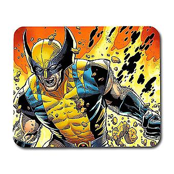 Manga Wolverine podložka pod myš
