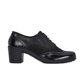 Enval Soft Naplak Liz Nero 8930 universal all year women shoes
