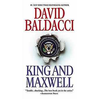 King and Maxwell (large type edition) by David Baldacci - 97814555762