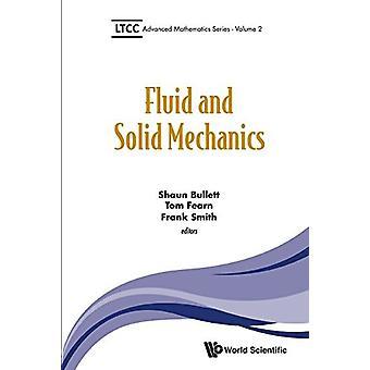 Fluid And Solid Mechanics by Shaun Bullett - 9781786340252 Book