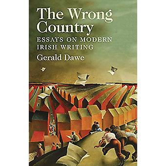 The Wrong Country - Essays on Modern Irish Writing by Gerald Dawe - 97