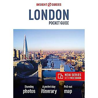 Insight Guides Pocket London (Travel Guide with Free eBook) by Insigh