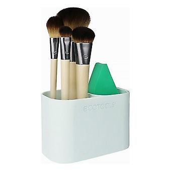 Set of Make-up Brushes Airbush Complexion Ecotools (5 uds)