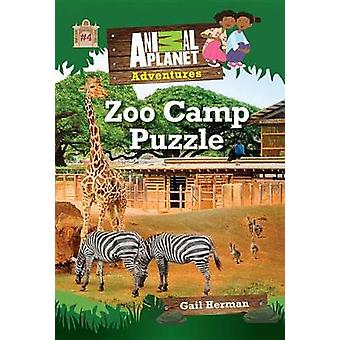 Zoo Camp Puzzle by Animal Planet - 9781683300090 Book