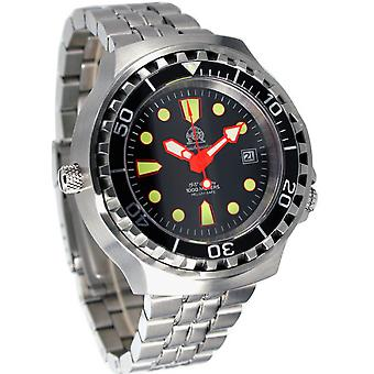 Tauchmeister T0079M Professional Divers watch 1000 m