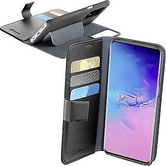 Cellularline BOOKAGENDGALS11PLK Case Samsung Galaxy S20 Ultra 5G Black