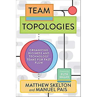 Team Topologies - Organizing Business and Technology Teams for Fast Fl