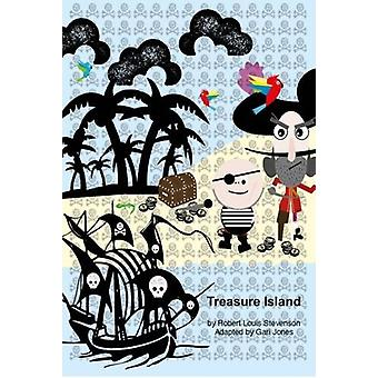 Treasure Island by Gari Jones - 9781910067406 Book