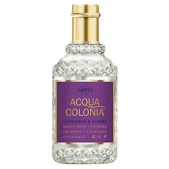 4711 - Acqua Colonia Lavender en Thyme - Eau De Cologne - 170ML