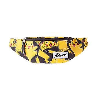 Pokemon Pikachu AOP Waist Bag