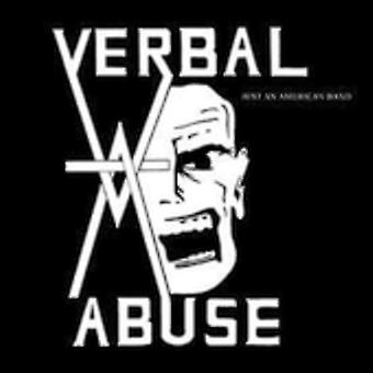 Verbal Abuse - Just an American Band [CD] USA import