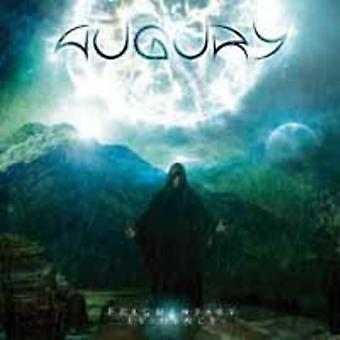 Augury - Fragmentary Evidence (Re-Issue) [CD] USA import