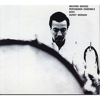 Milford Graves - Percussion Ensemble [CD] USA import