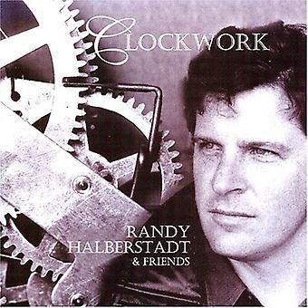 Randy Halberstadt - Clockwork [CD] USA import