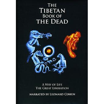 Tibetan Book of the Dead [DVD] USA import
