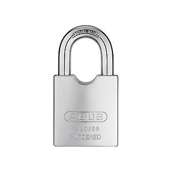 ABUS 83/55mm Rock Hardened Steel Padlock Carded ABU8355C