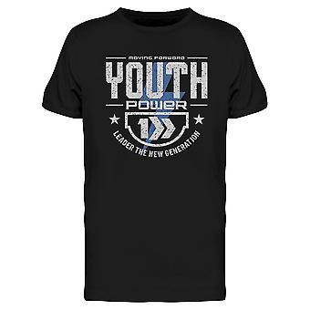 Youth Power Tee Men's -Imagen de Shutterstock