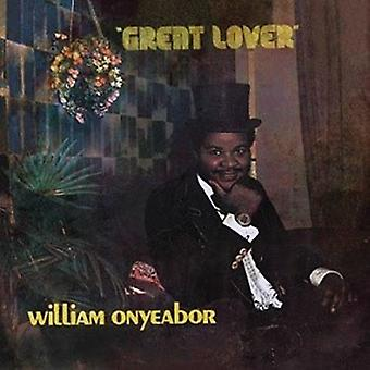 William Onyeabor - Great Lover [Vinyl] USA import