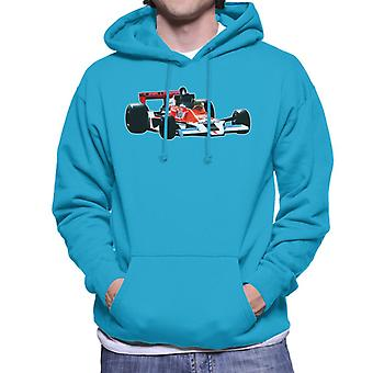 Motorsport Images James Hunt McLaren M26 1977 Homme-apos;s Sweatshirt à capuchon