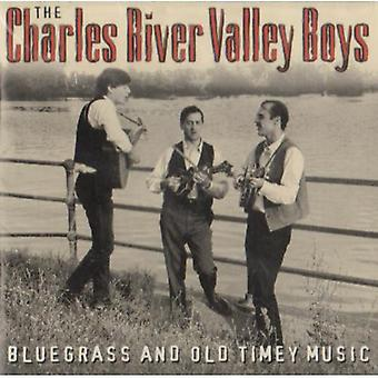 Charles River Valley Boys - Bluegrass & Old Timey Music [CD] USA import