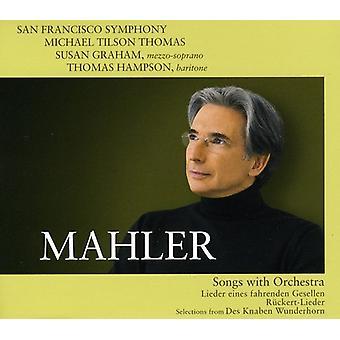 G. Mahler - Mahler: Songs with Orchestra [SACD] USA import