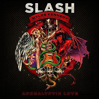 Slash - Apocalyptic Love-Deluxe Edition (CD/DVD) [CD] USA import