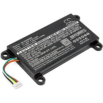 Battery for MON 371-2658 916C5940F F371-2659-01 SQU-711 Blade Raid Card 5 X6250