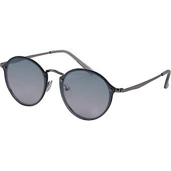 Sunglasses Unisex TrendKat. 3 silver/blue (3220-B)