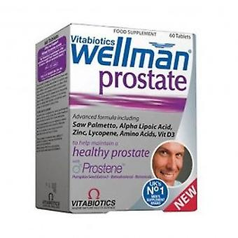 Vitabiotics - Wellman Prostace 60 VTabs