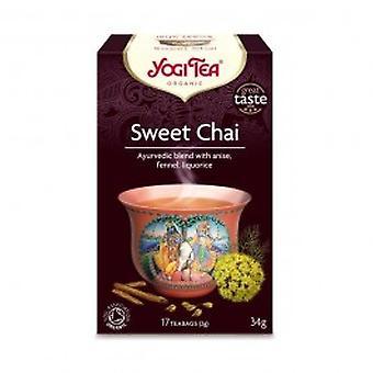 Yogi Tea - Sweet Chai Tea 17 Bags
