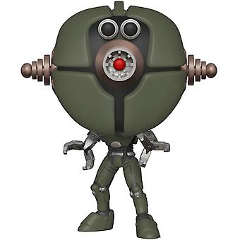Funko - Spel Fallout - Assaultron POP! Vinyl Barn Leksak