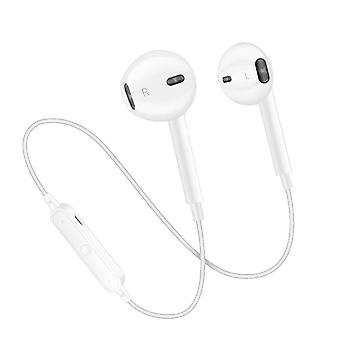 Wireless, Bluetooth In-ear Neckband Earphone With For Iphone/xiaomi/huawei