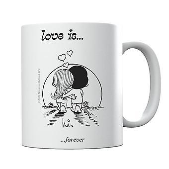 Love Is Forever Mug
