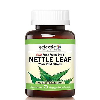 Eclectic Institute Inc Nettles Leaf, 60 Grammes