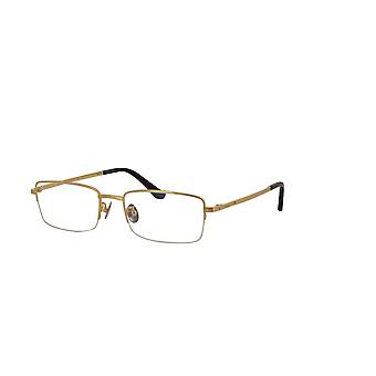 Cartier CT0255O 001 Gold Glasses