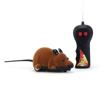Wireless Remote Control Electronic Rat Toy For Cat, Puppy
