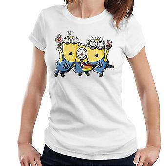 Despicable Me Minions Party Women's T-Shirt
