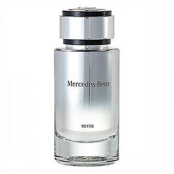 Mercedes Benz Plata Para Hombre Eau de toilette spray 120 ml