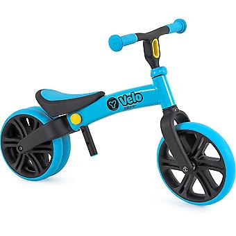Yvolution YVelo Junior Balance Bike Blue