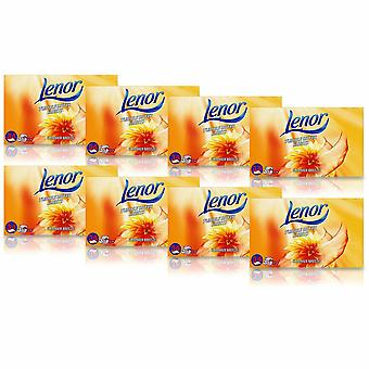 Lenor Tumble Dryer Sheets,8 Summer Breeze, 34 Sheets
