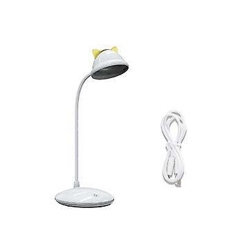 Rechargeable Led Desk Lamp, Table Levels Dimming Light