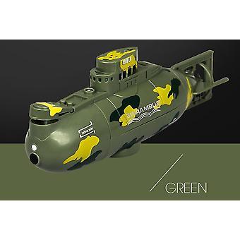 Höghastighets motor fjärrkontroll Simulering Ubåt Electric Mini Submarine